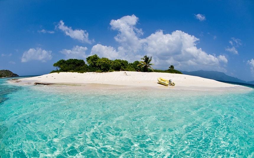 White Bay British Virgin Islands
