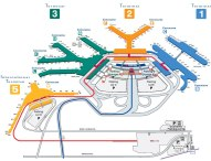 map-of-chicago-ohare-airport